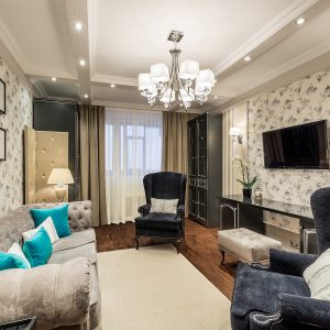 Уборка 2 - комнатной квартиры